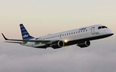 JetBlue inicia operaciones en el AICM