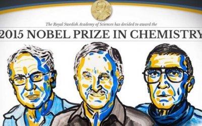 Nobel de Química para estudios sobre reparación del ADN