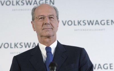 VW tiene nuevo presidente del consejo de supervisión