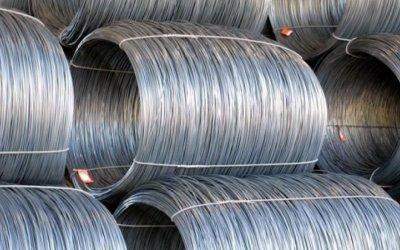 Establecen arancel temporal de 15% a importaciones de acero
