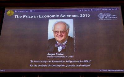 Angus Deaton gana el Premio Nobel de Economía