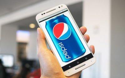 Pepsi busca lanzar un teléfono en China
