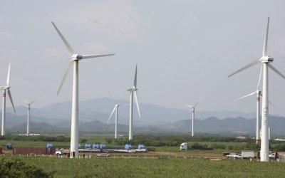 Parque eólico dotará de energía a 25,000 hogares