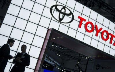 Toyota encabezó ventas en octubre
