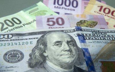 Suben remesas 8.6% en primer trimestre