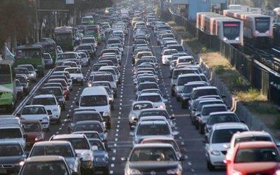 En 2020, 11 millones de autos circularán en la CDMX