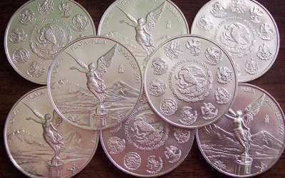 México rompe récord en producción de plata