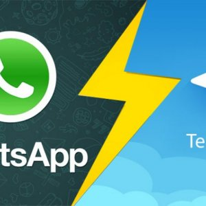 WhatsApp y Telegram