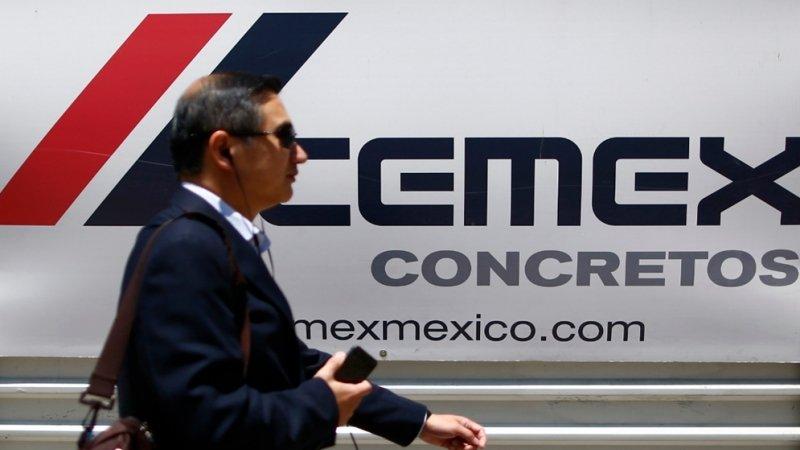Cemex vende negocio de materiales de construcción en EUA