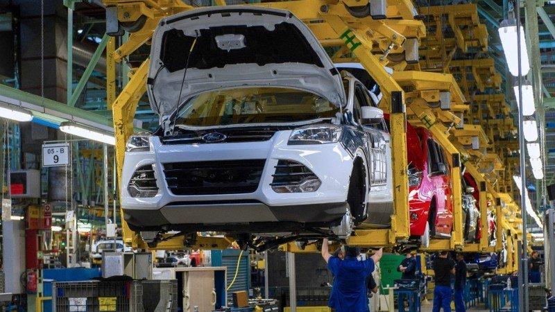 Las ventas de General Motors en EUA cayeron un 1.3% en mayo