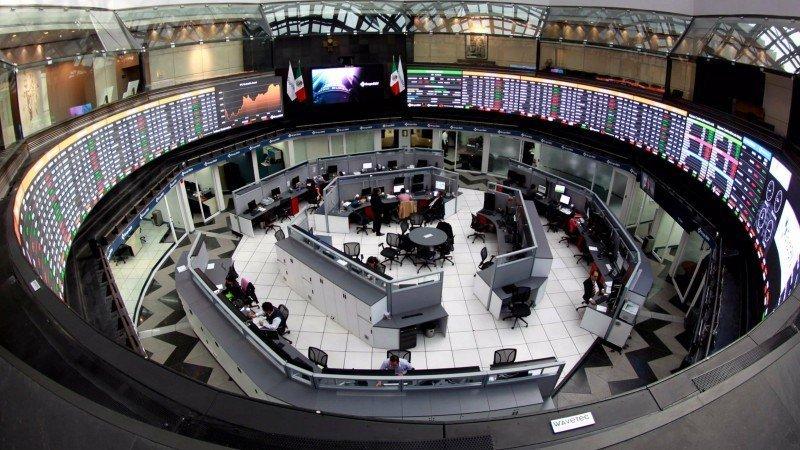 Bolsa Mexicana inicia con descenso