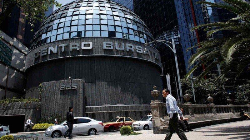 MÉXICO: Bolsa Mexicana pierde piso de los 51 mil puntos