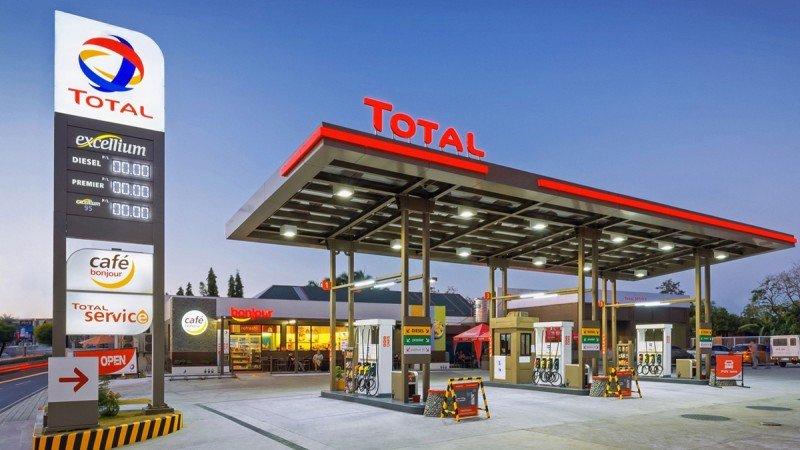 Petrolera Total también operará gasolineras en México