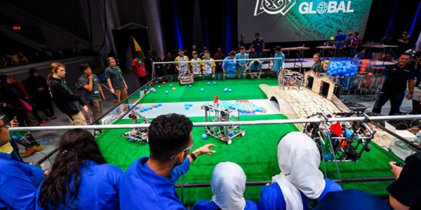 Mundial de Robótica First Global Challenge