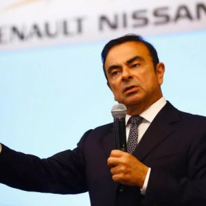 nissan caso ghosn