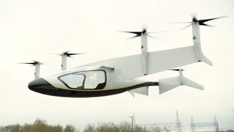 Rolls-Royce podría tener taxis aéreos para 2020