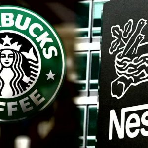 nestle starbuck cafe
